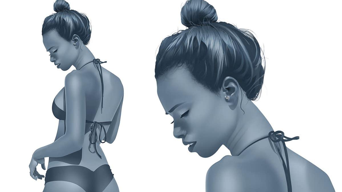 Bikini Girl | crystalpulse.co.uk