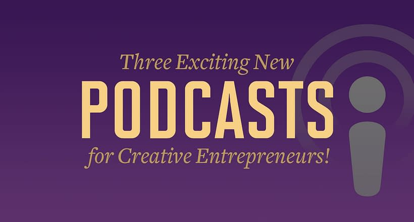 3 Exciting New Podcasts for Creative Entrepreneurs | crystalpulse.co.uk